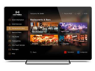 Готове рішення реалізації телебачення (готель, пансіонат, хостел і т.п.)
